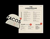 The Underground Tacos