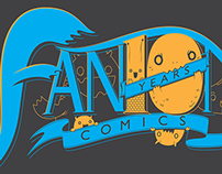 Fantom Comics 10th Anniversary
