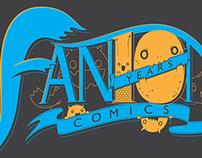 Fantom Comics 10th Anniversary