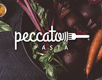 Branding Peccato Pasta