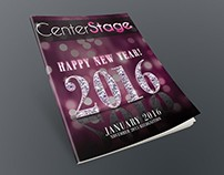 Center Stage - January 2016