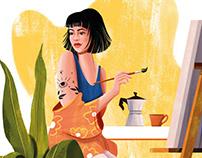 Grão Gourmet - Mulheres