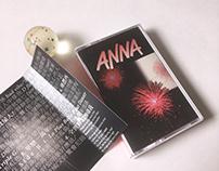 Cassette design for Anna Chim