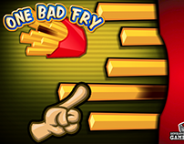 One Bad Fry - Game Artwork