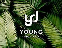 Branding Design of Young Digitals