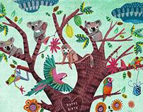 Illustrations Children   Cartita Design  2015