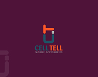 CELL TELL (Logo-Brand identity-Social media)