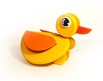 Dodo - Toy Design