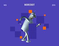 MoreBot - Payments via messengers