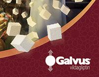 Ramadan - Concept design for Galvus medicine