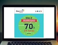 Campanha Dia Z - Zocprint Serviços Gráficos