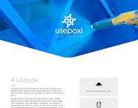 Site Institucional - Usepoxi