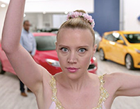 Ford The More Experiments, featuring Kate McKinnon