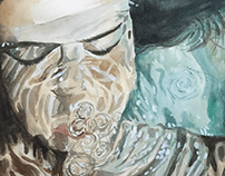 Watercolor - Underwater