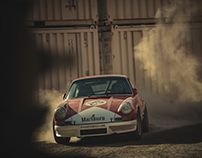 Porsche 911 - Photography & Motion by Patrick Curtet