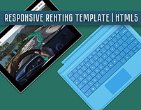 RESPONSIVE RENTING TEMPLATE | HTML5 & CSS3