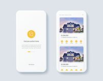 Real Estate App Daily UI #01