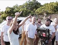 EBRU GÜNDEŞ - Aynı Aşklar, Backstage Video