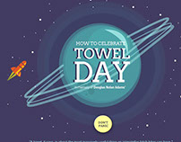 Towel day: Hits & misses