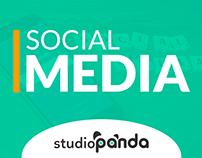 Social Media - StudioPanda