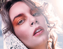 Portrait session, Nicole Guislain