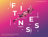 Fitness Training   Modern and Creative Templates Suite