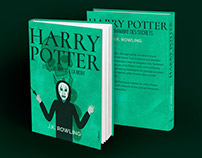 Harry Potter - Couverture et Fanart (Cover & Fanart)