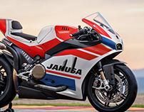 Superleggera MotoGP style