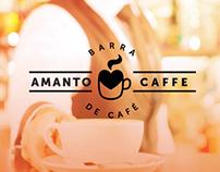 Amanto Caffe Website