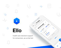 Ello : Health Care Decision Support for Consumers
