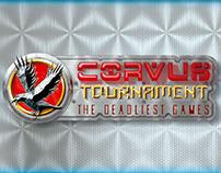 Corvus Tournament Game Board