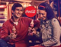 Coca Cola / Azarbaijan  TVC-Outdoor Campaign
