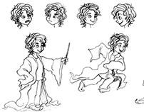 Character Design - Children's Books