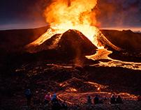 Iceland 2021 Volcanic Eruption III