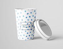 Coffee Cup Mockup - PSD