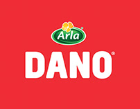 Dano - Campaign and Packaging Design