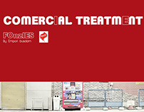 Fronzies Comercial treatment