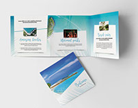 Tropical Travel Brochure