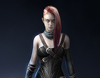 Sansa Stark Redesign