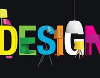 Série de anúncios para a GreyHouse iluminação - 2012