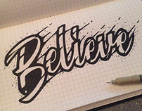 Hand lettering 365 Vol.2