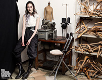Vienna Fashionweek Campaign 2013