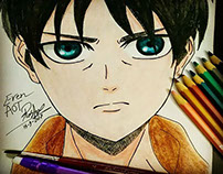 My Coloring Pencils Art