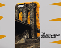 The Brooklyn bridge iPhone 8 Plus Case