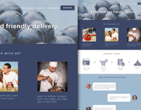 InstaShop - Landing Page