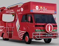 Caminhões da Coca-Cola (Olimpíadas Rio 2016)