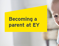 Becoming a parent brochure for EY