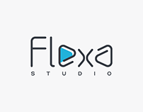 Flexa | Media Studio | Branding