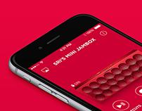 Jawbone app & MINI JAMBOX