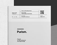 Purism Series Design Proposal